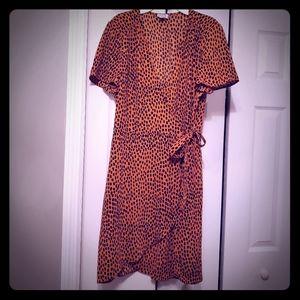 J.Crew Wrap Dress